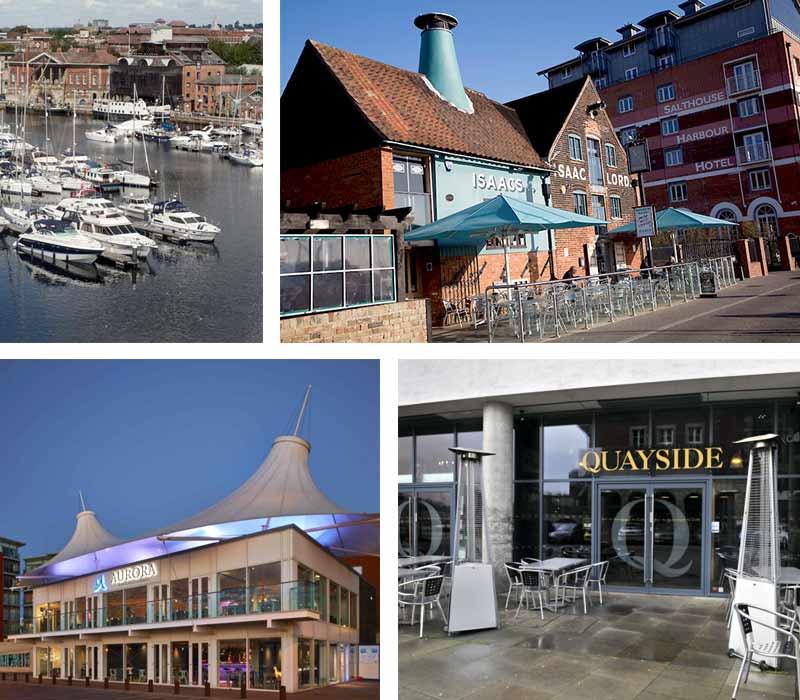 Ipswich Docks