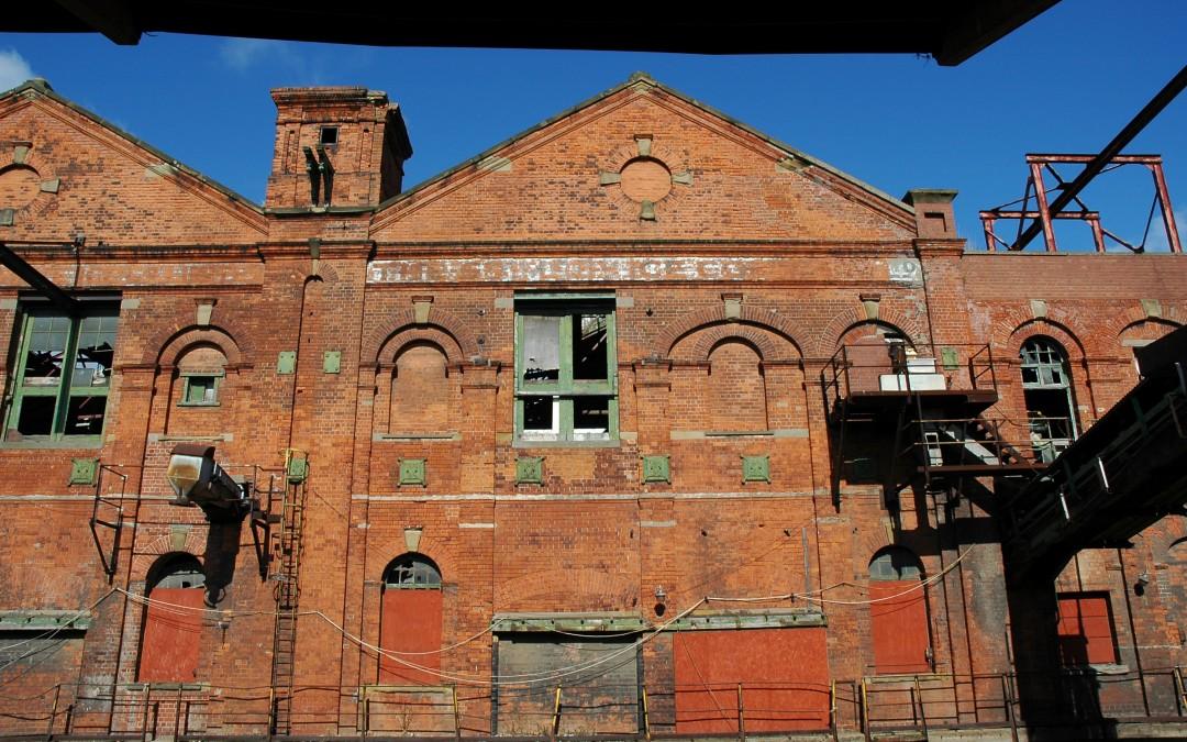 Grimsby Ice Factory Gorton Street